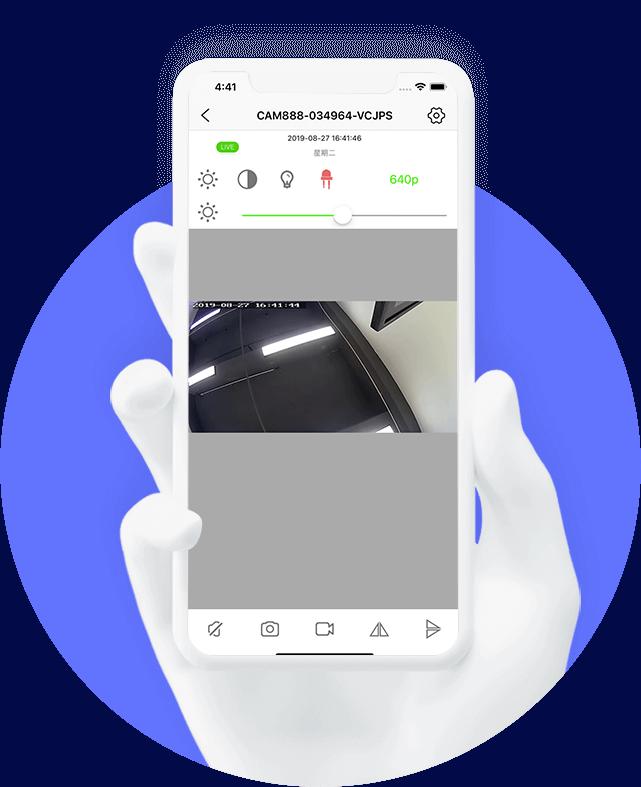 minicam phone